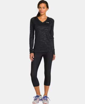 New to Outlet Women's UA Tech™ Long Sleeve LIMITED TIME: FREE U.S. SHIPPING 1 Color $21.99
