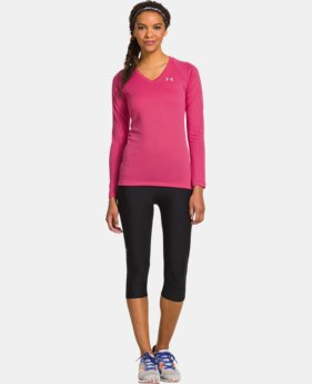 New to Outlet Women's UA Tech™ Long Sleeve LIMITED TIME: FREE U.S. SHIPPING  $21.99