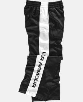 Boys' UA Brawler Knit Warm-Up Pants