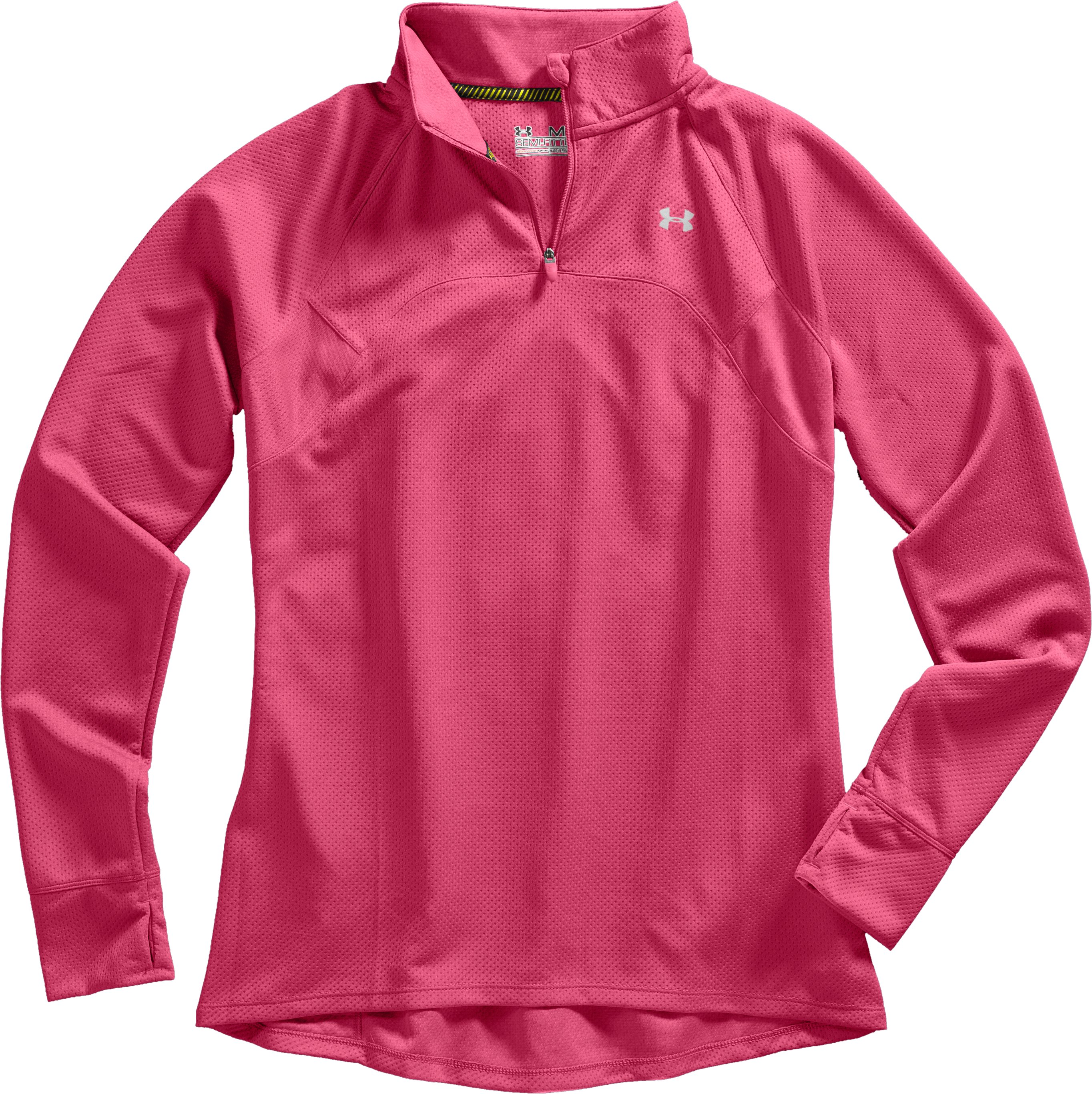 Women's UA PIP® Escape Lightweight ¼ Zip II, Ultra, Laydown