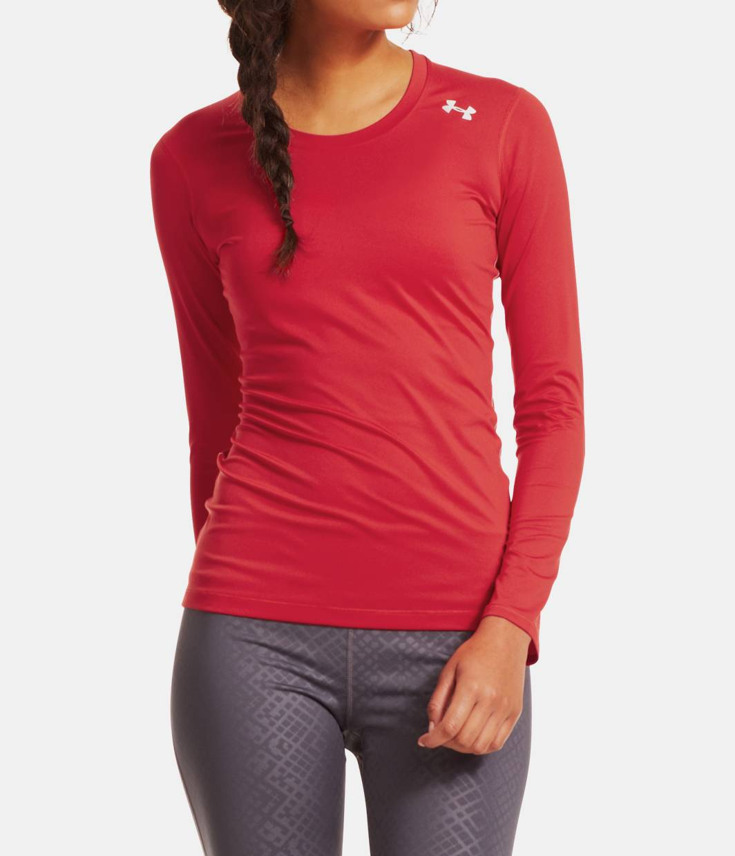 Women's HeatGear® Sonic Long Sleeve | Under Armour US