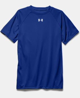 Boys' UA Locker Short Sleeve T-Shirt