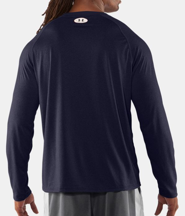 Men s ua locker long sleeve t shirt under armour us for Men s ua locker long sleeve t shirt