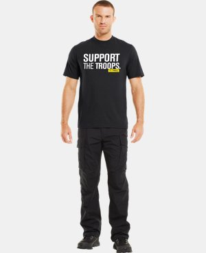 Men's UA Freedom Support T-Shirt LIMITED TIME: FREE U.S. SHIPPING 2 Colors $14.99 to $16.99