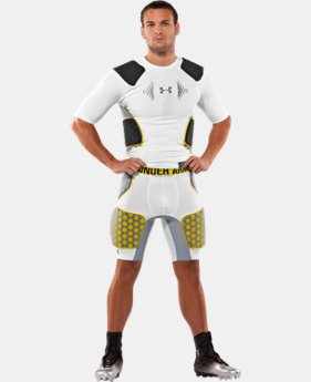 Men's MPZ® 5-Pad 3D Armour® Girdle  1 Color $52.99