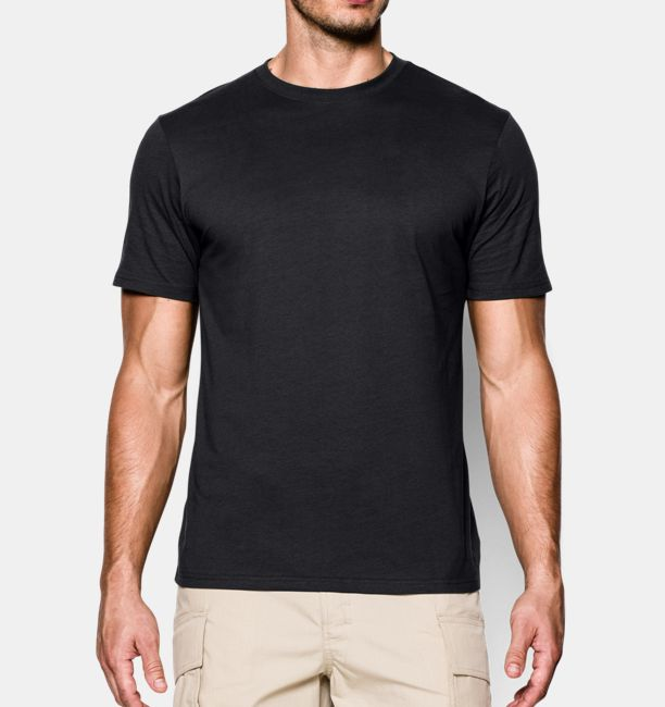 Men S Ua Tactical Charged Cotton T Shirt Under Armour Us