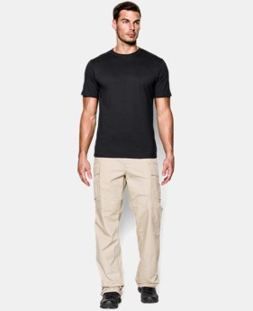 Men's UA Tactical Charged Cotton® T-Shirt FREE U.S. SHIPPING 1  Color Available $24.99