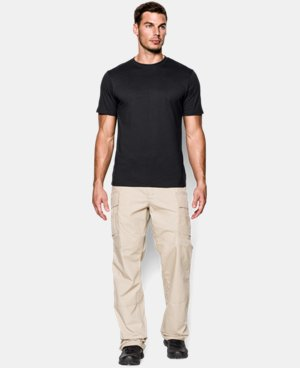 Men's UA Tactical Charged Cotton® T-Shirt  1 Color $29.99