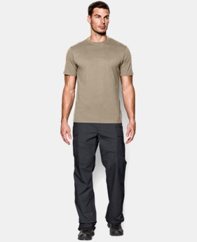 Men's UA Tactical Charged Cotton® T-Shirt LIMITED TIME: FREE U.S. SHIPPING 2 Colors $18.99