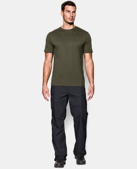 Men's UA Tactical Charged Cotton® T-Shirt LIMITED TIME: FREE SHIPPING 1 Color $24.99