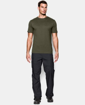 Men's UA Tactical Charged Cotton® T-Shirt LIMITED TIME: FREE U.S. SHIPPING 1 Color $18.99