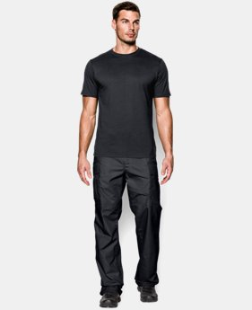 New Arrival Men's UA Tactical Charged Cotton® T-Shirt  1 Color $24.99