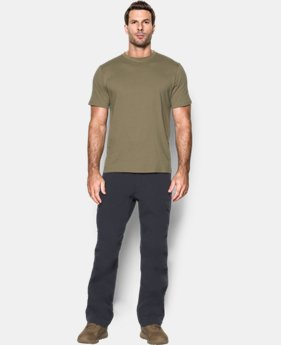 Men's UA Tactical Charged Cotton® T-Shirt  1  Color Available $22.49