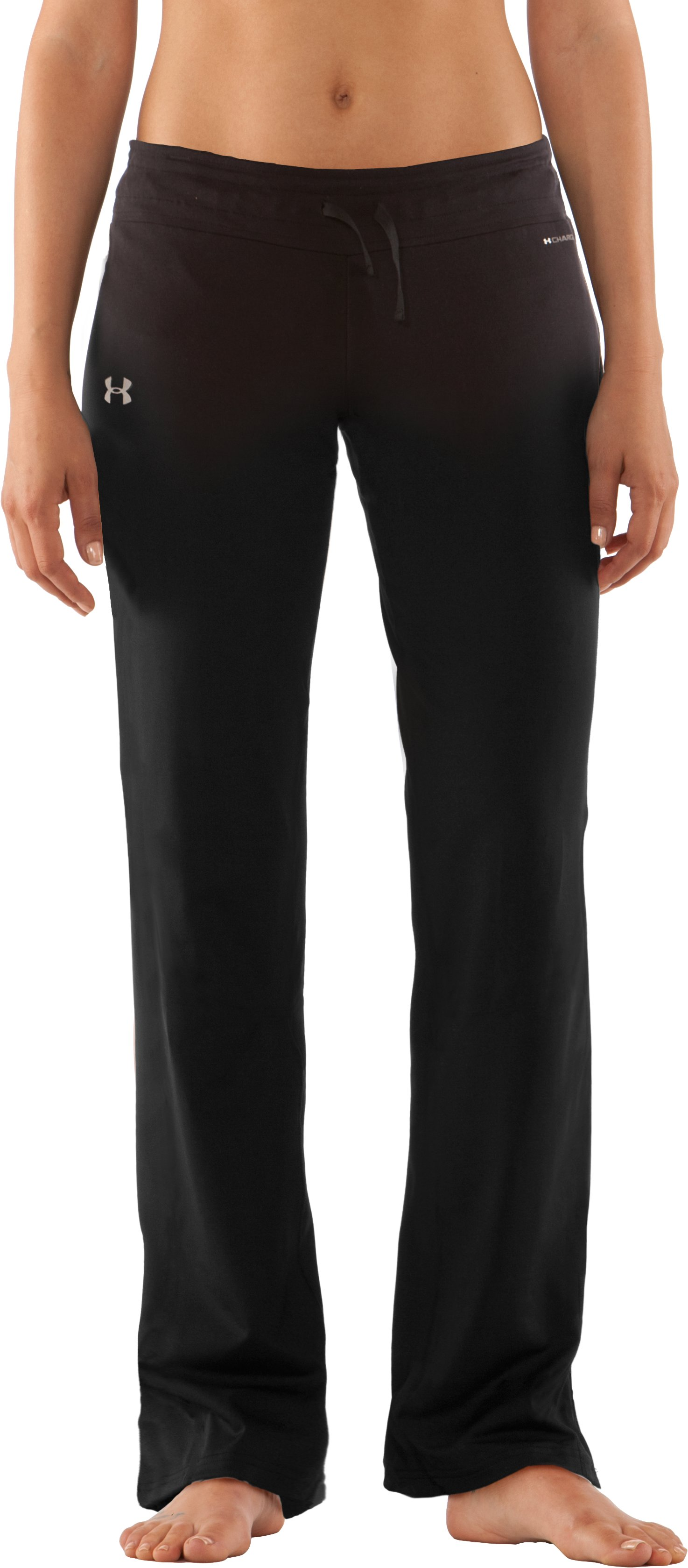 Women's Charged Cotton® Pant, Black