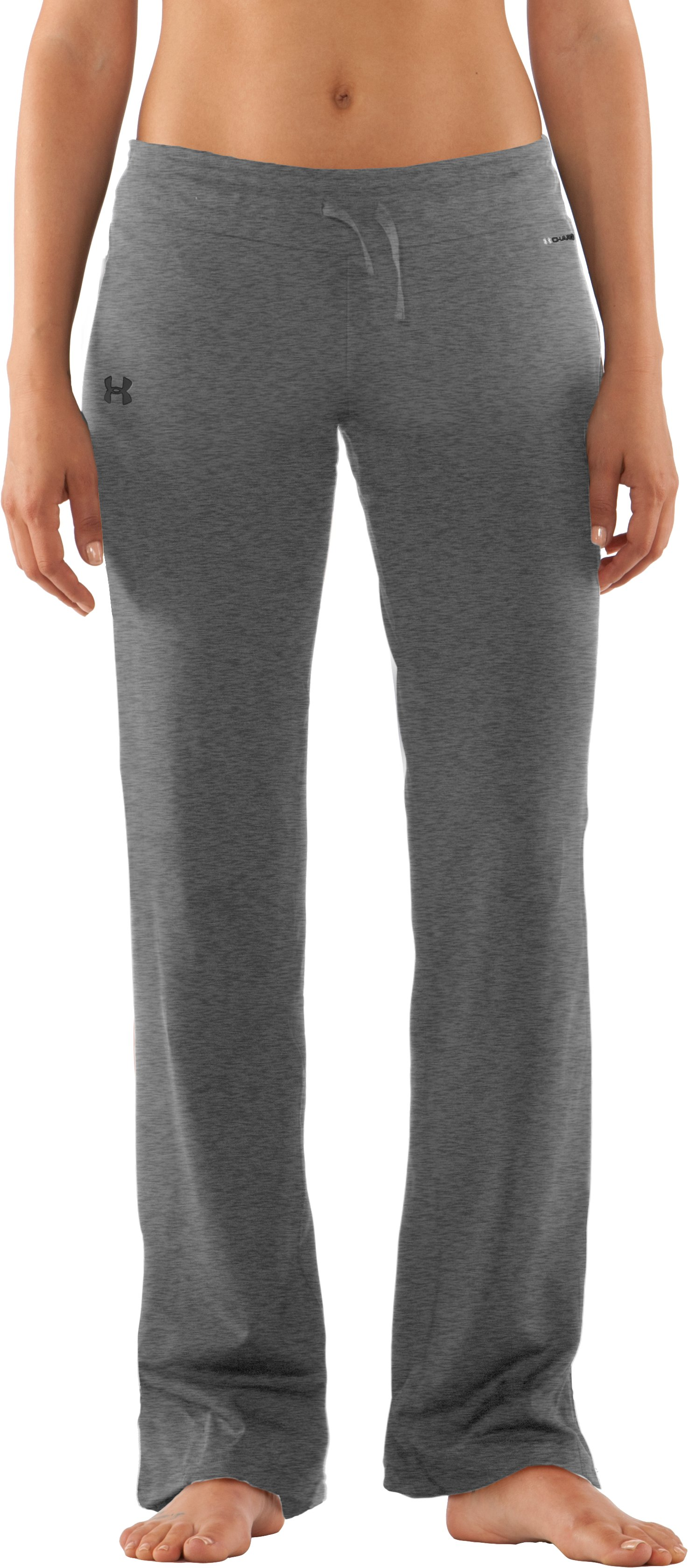 Women's Charged Cotton® Pant, True Gray Heather, zoomed image