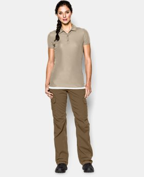 Women's UA Tactical Breech Polo LIMITED TIME: FREE SHIPPING 2 Colors $49.99