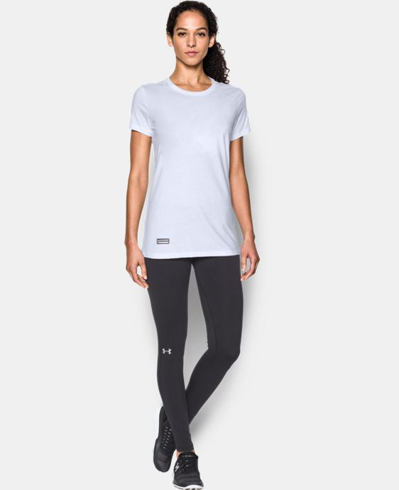 Women's UA Tactical Charged Cotton® T-Shirt  2 Colors $24.99