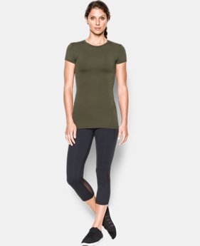 Women's UA Tactical HeatGear® Compression T