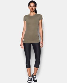 Women's UA Tactical HeatGear® Compression T  1 Color $13.99