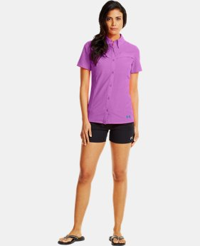 Women's UA Sedna Short Sleeve