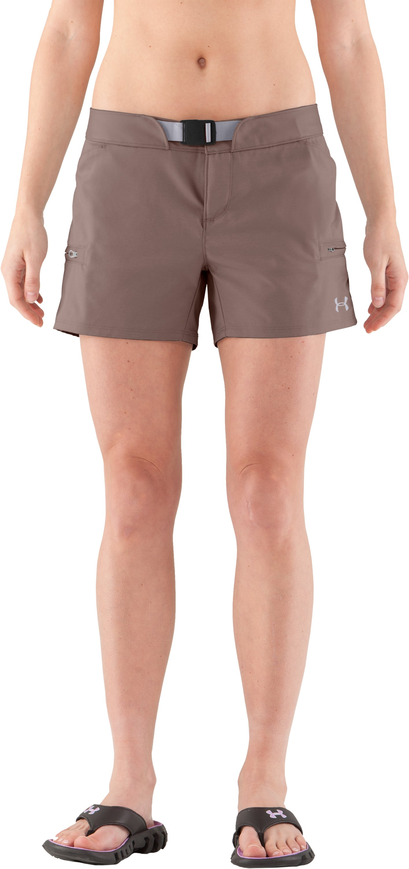 Women's UA Sedna Shorts, Sugar Cane