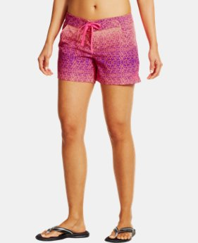 Women's UA Even Keel Board Shorts