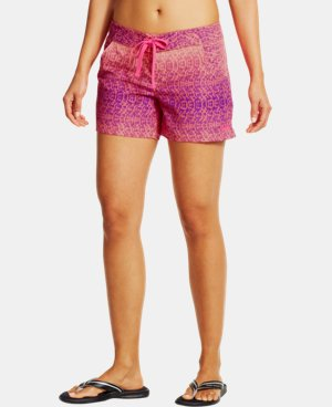 Women's UA Even Keel Board Shorts  1 Color $34.99