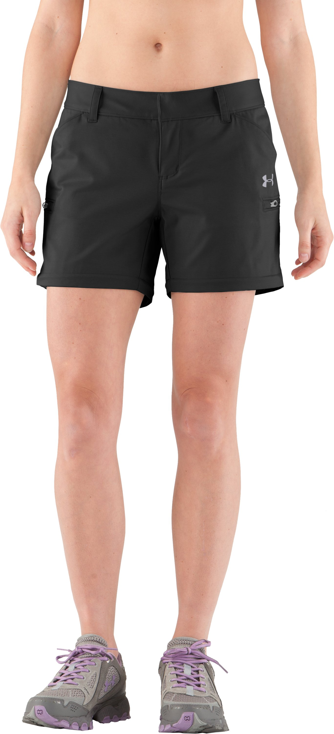 Women's UA Sedna Convertible Pants, Black , undefined
