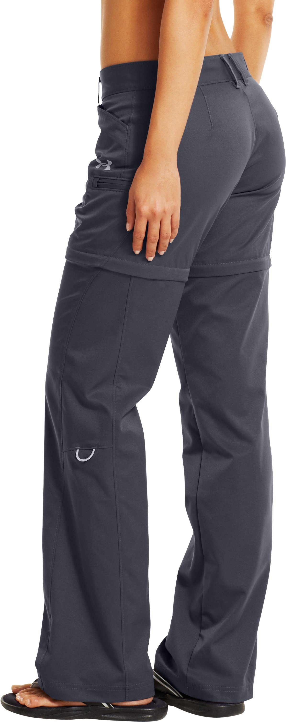Women's UA Sedna Convertible Pants, Lead