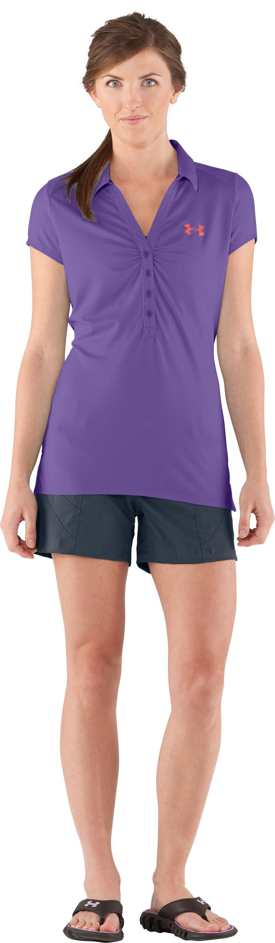 Women's UA Grove Polo, BAPTISTA