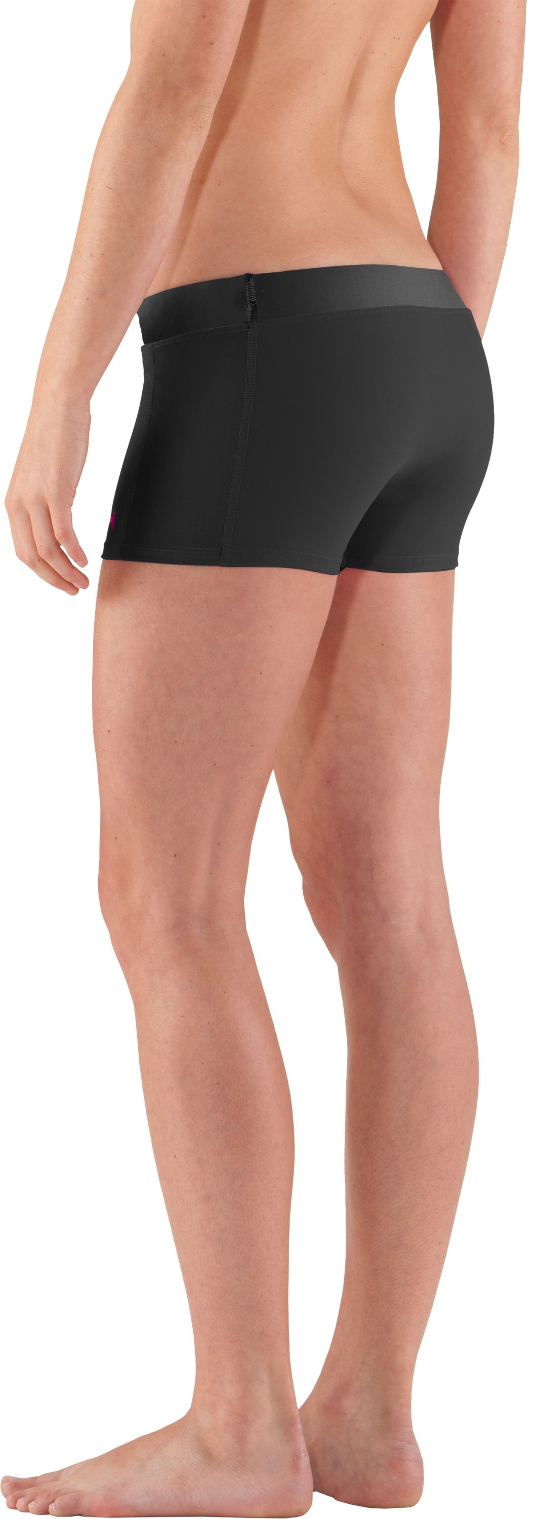 Women's Q-Lightful Shorts, Black , undefined