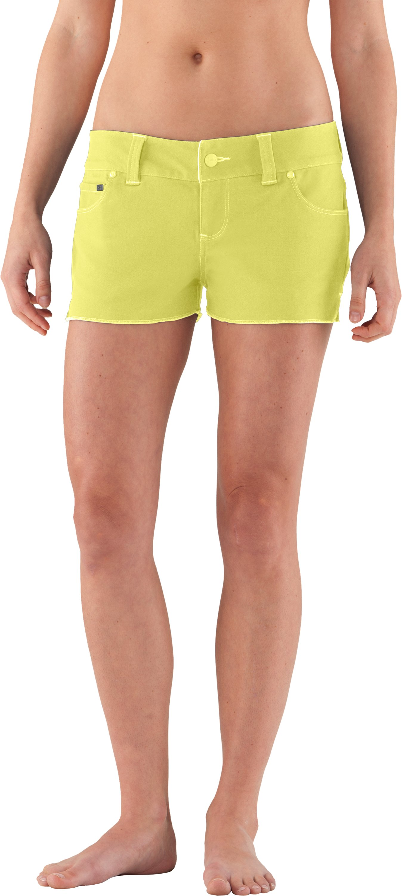Women's UA Mohawk Shorts, RAFT, zoomed image