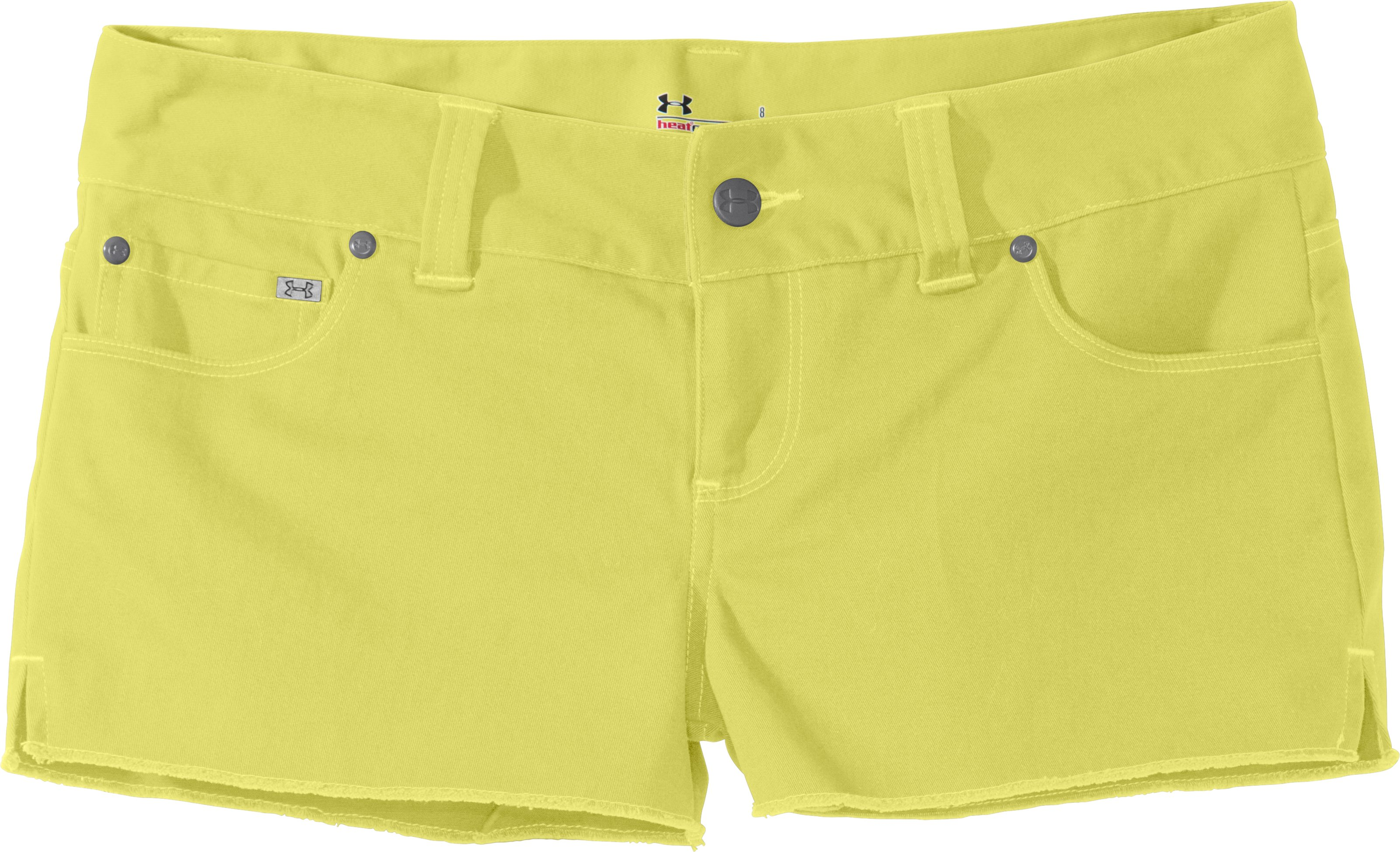 Women's UA Mohawk Shorts, RAFT, Laydown