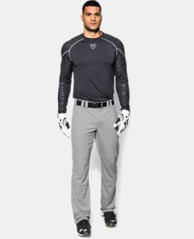 Men's UA Leadoff Baseball Pants  1 Color $37.99