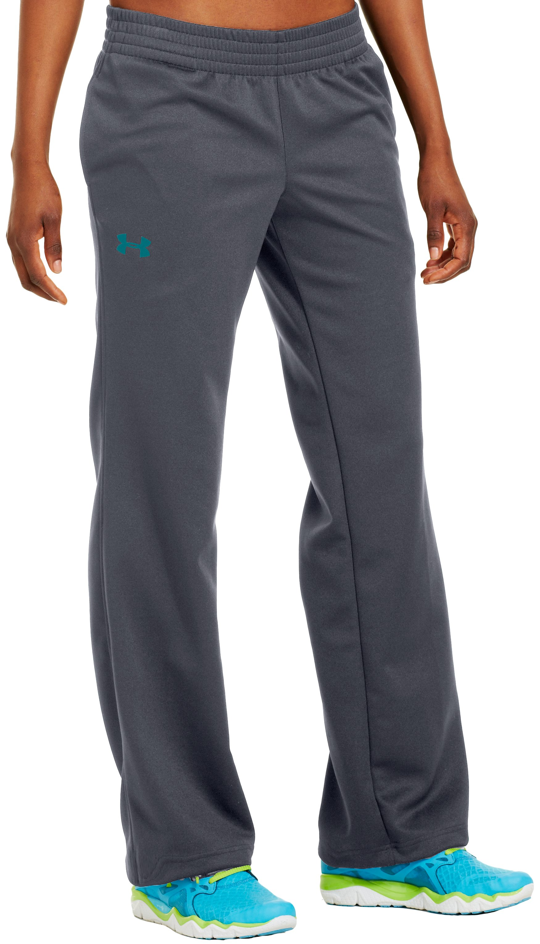 Women's UA Craze Pant, Lead, zoomed image