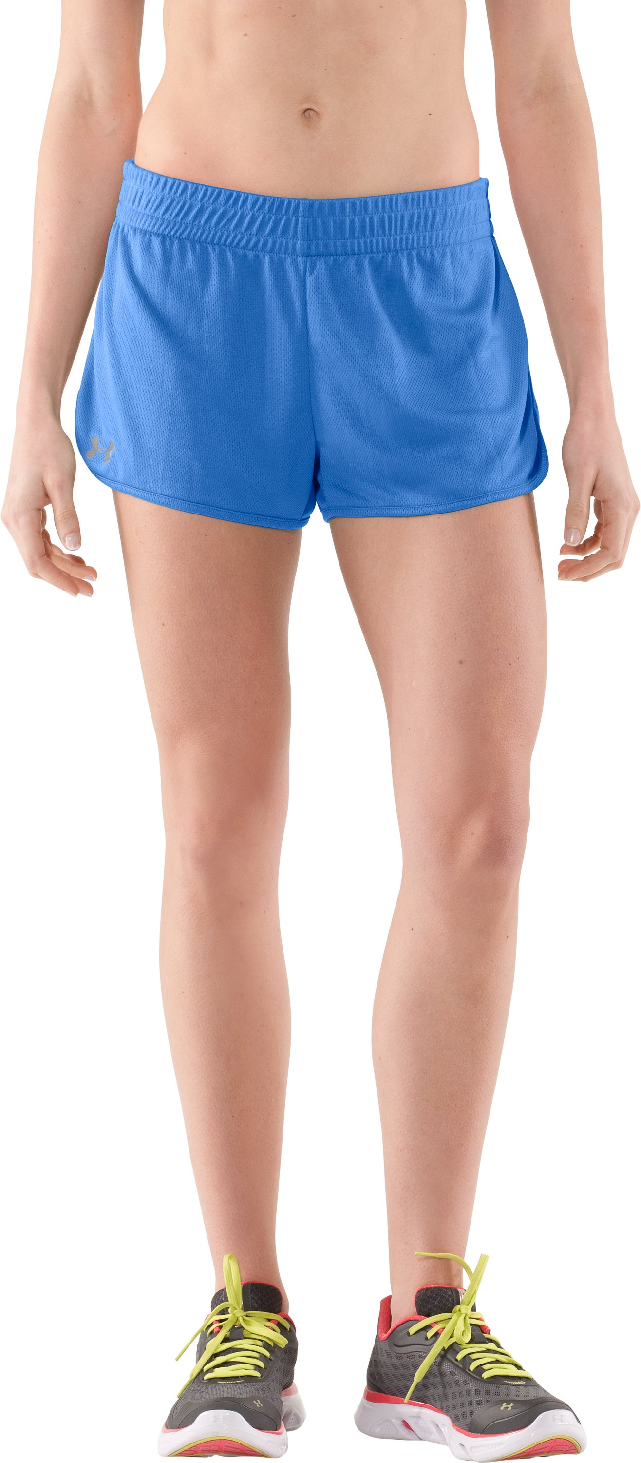 Women's UA Tidal Shorty, Water, zoomed image