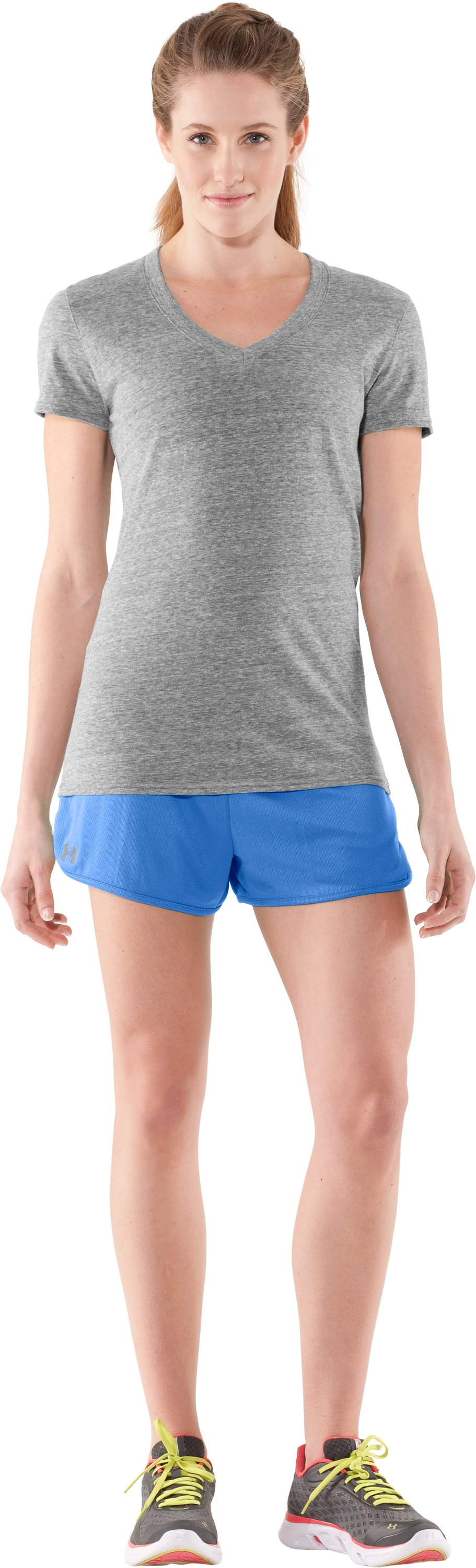 Women's UA Tidal Shorty, Water, Front