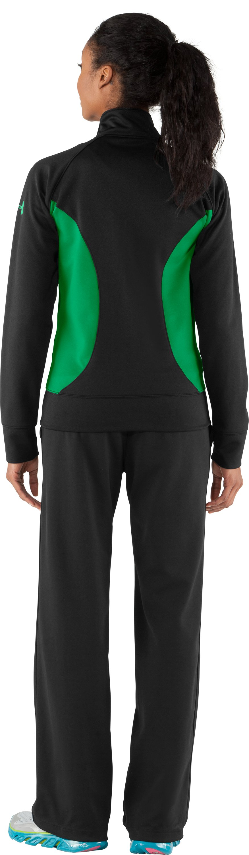Women's UA Craze Jacket, Black , undefined