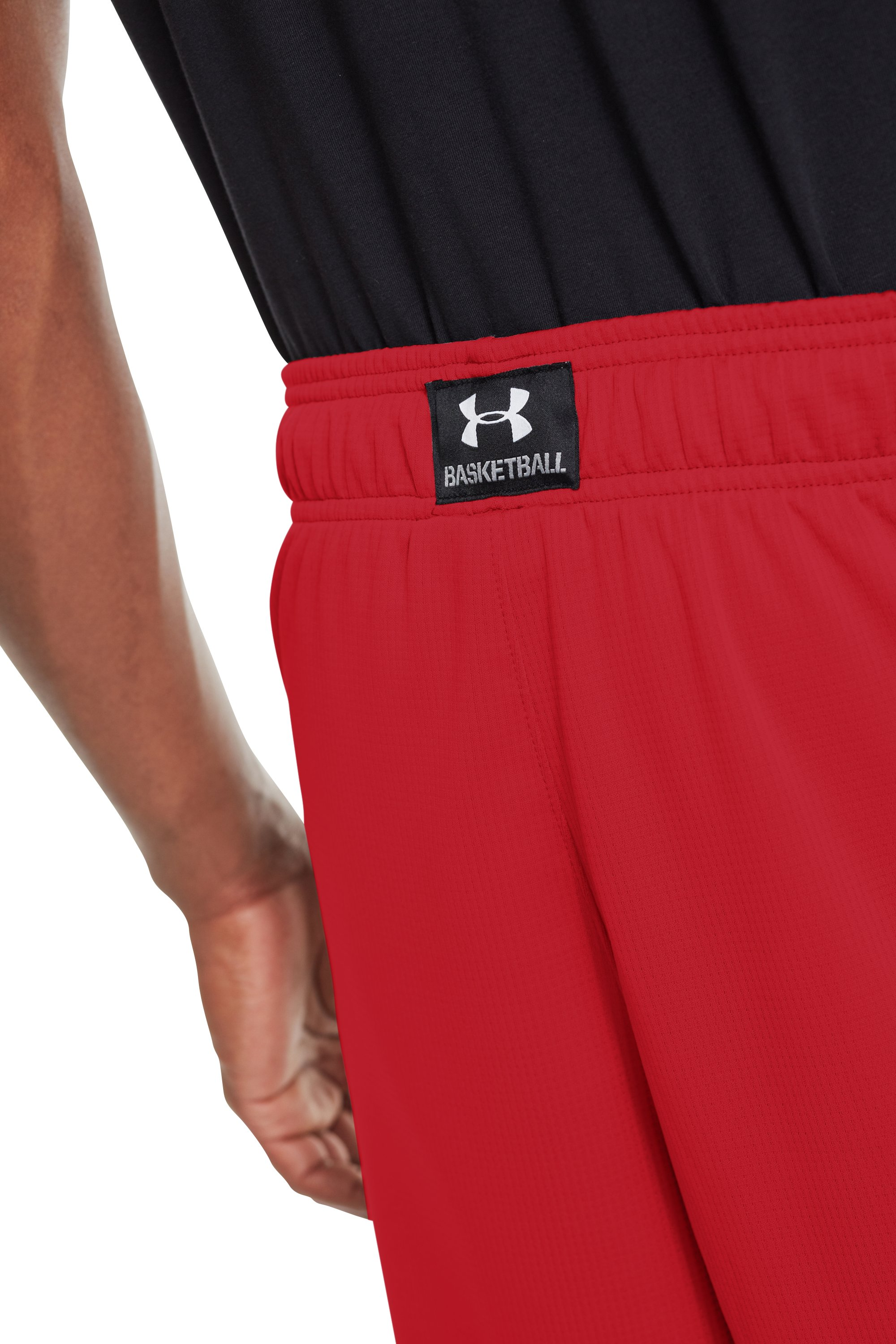 "Men's UA Hova 12"" Shorts, Red"