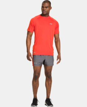 Men's UA HeatGear® Flyweight Run Shorts