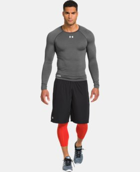 Men's HeatGear® Sonic Compression Long Sleeve