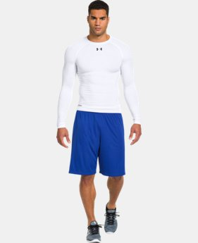 Men's HeatGear® Sonic Compression Long Sleeve  1 Color $20.24