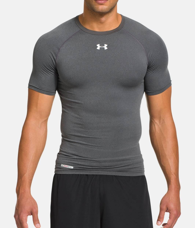 Men 39 S Heatgear Armour Compression T Shirt Under Armour Ca