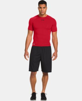 Men's HeatGear® Sonic Compression Short Sleeve