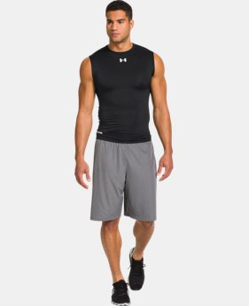 Men's HeatGear® Sonic Compression Sleeveless