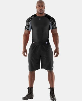 Men's NFL Combine Authentic Compression Short Sleeve