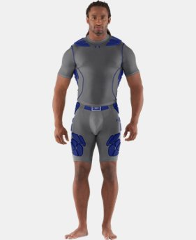Men's Gameday Armour® Short Sleeve Baselayer