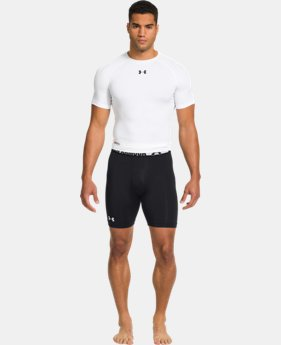Men's HeatGear® Sonic Compression Shorts  2 Colors $18.99