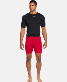 Men's HeatGear® Sonic Compression Shorts   $18.99