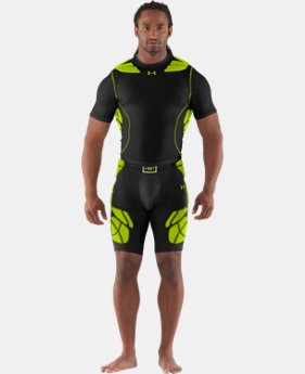 Men's Gameday Armour® Girdle LIMITED TIME: FREE U.S. SHIPPING 2 Colors $56.99
